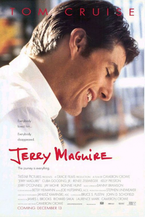Catching Up with Jerry Maguire – Fifteen Years Later