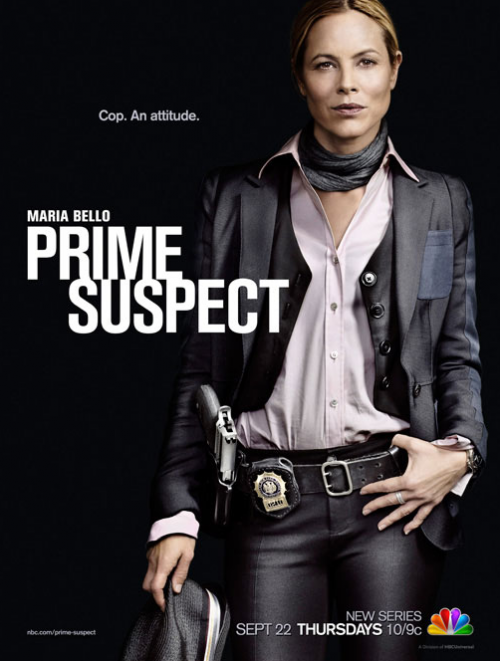Maria Bello: &#8216;Prime Suspect&#8217; Has Been Cancelled