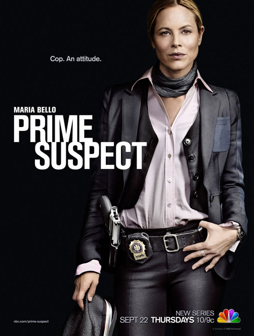 Maria Bello: 'Prime Suspect' Has Been Cancelled