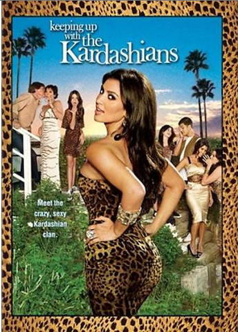 DVD Giveaway! 'Keeping Up With The Kardashians' Seasons 1-3