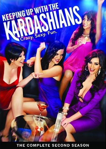 Keeping Up With The Kardashians Cover - Season 2