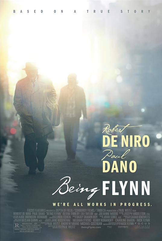 Being Flynn Movie Poster