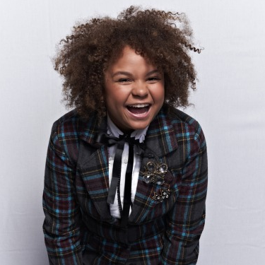 'X Factor' Top 5 Rachel Crow Performs Michael Jackson 'Music and Me' VIDEO