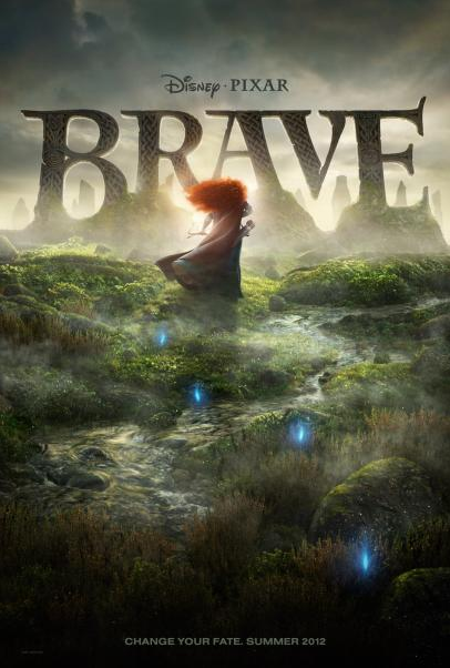 WATCH! Full Length 'Brave' Trailer Has Arrived