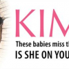 Kim Kardashian  Peta Billboard