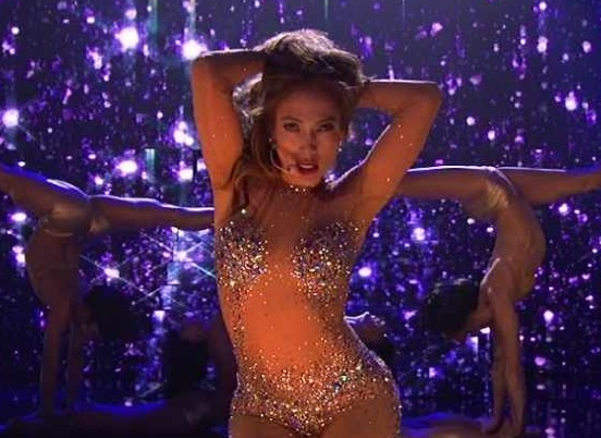 J. Lo Thinks She's Britney Spears at the 2011 AMAs – VIDEO