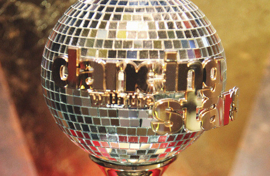 DWTS - Mirror Ball Trophy