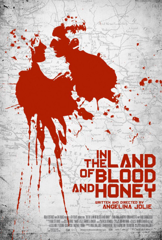 In The Land of Blood and Honey  - Movie Poster