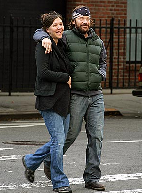 Maggie Gyllenhaal and Peter Sarsgaard Having Baby No. 2!