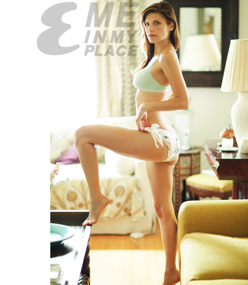 HOT PHOTOS: Lake Bell Undresses For Esquire Mag