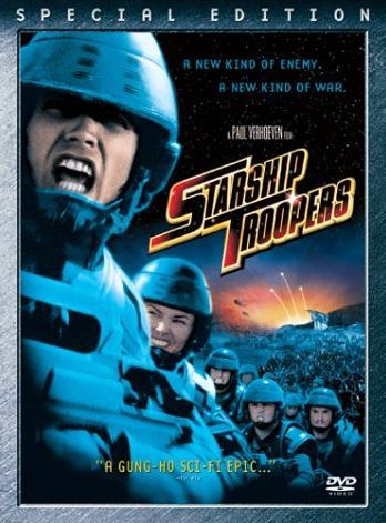 'Starship Troopers' Remake Is On The Way, Huh?