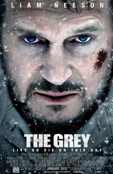 Liam Neeson: 'The Grey' New Trailer is Here
