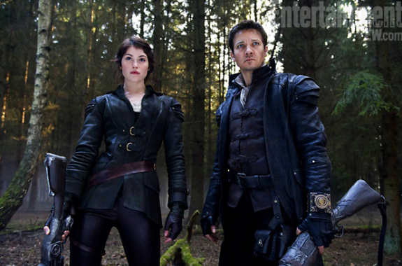 FIRST LOOK: 'Hansel & Gretel: Witch Hunters'