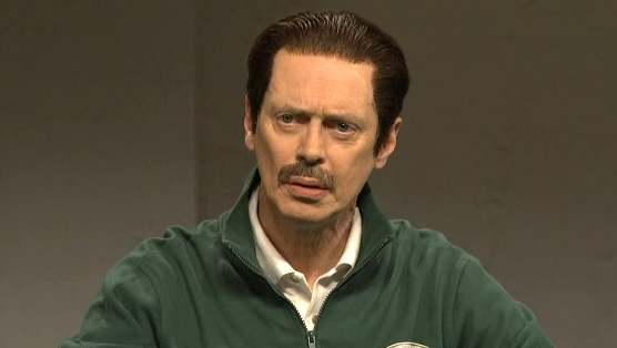 SNL Mocks College Sex Scandals &#8211; Steve Buscemi &#8216;Coach Bert&#8217; Skit &#8211; VIDEO
