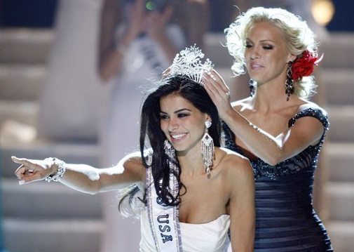 MISS USA: Rima Fakih Arrested For DUI