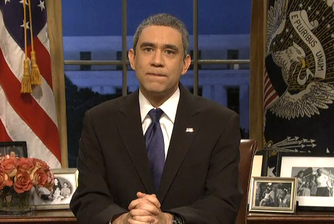 Obama - SNL - Cold Open