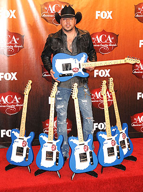 Jason Aldean - 2011 ACAs