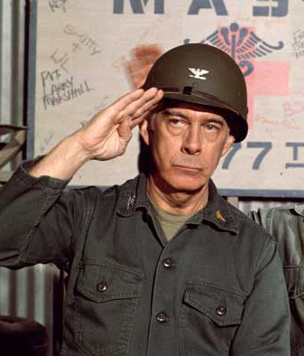 Harry Morgan - MASH - R.I.P.