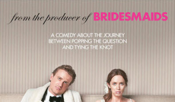 Jason Segel and Emily Blunt: 'The Five-Year Engagement' Official Trailer ROCKS!