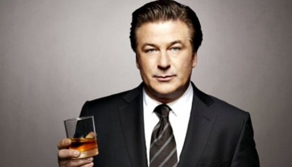 Alec Baldwin - Cocktail