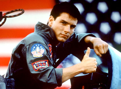 Tom Cruise - 1986 - Top Gun