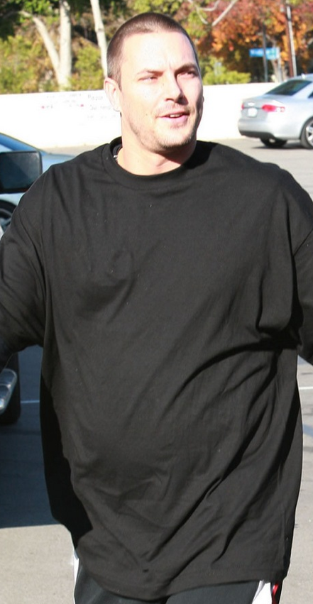 Kevin Federline Tries Losing Weight in Australia, Ends Up in the Hospital &#8211; Details