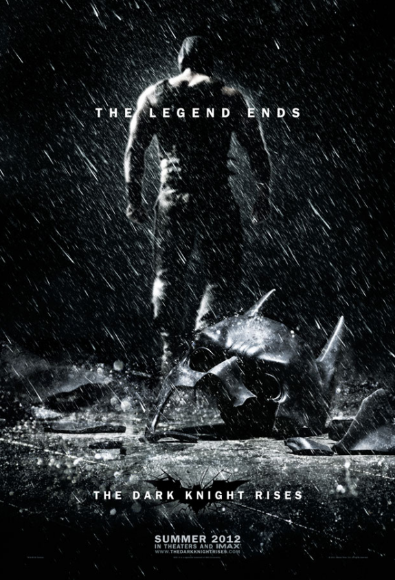 NEW! &#8216;The Dark Knight Rises&#8217; ONE SHEET Poster is HERE!