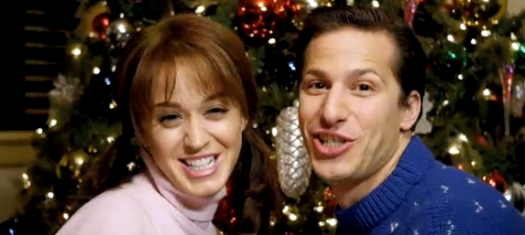 Katy Perry and Andy Samberg - SNL - DIgital Short - Best Friends