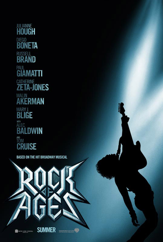 FIRST LOOK: Tom Cruise and HUGE Cast in 'Rock of Ages' Official Trailer
