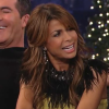 Paula Abdul and Simon Cowel on Jimmy Kimmel