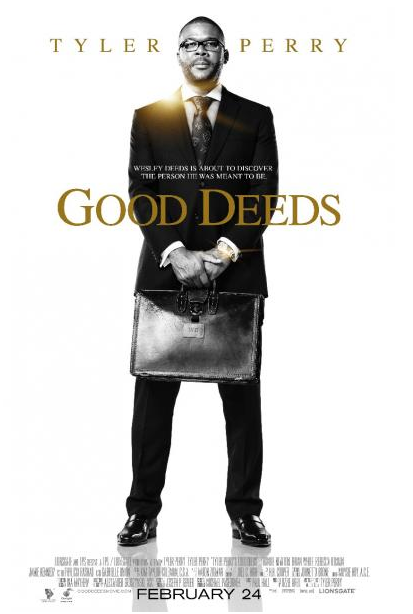 Tyler Perry: &#8216;Good Deeds&#8217; Official Trailer