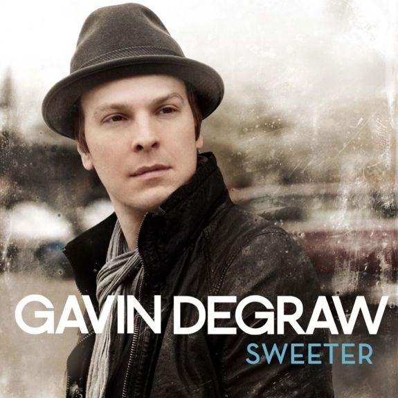 EXCLUSIVE INTERVIEW: Gavin DeGraw is That Much 'Sweeter'