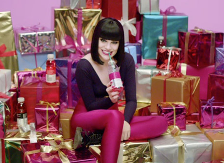 Jessie J is Fabulous in Vitamin Water Ad &#8211; VIDEO