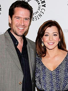 Alyson Hannigan is Working Baby Bump No. 2
