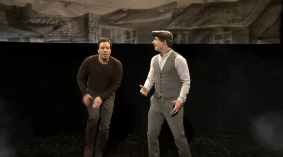 Jimmy Fallon - SNL - War Horse