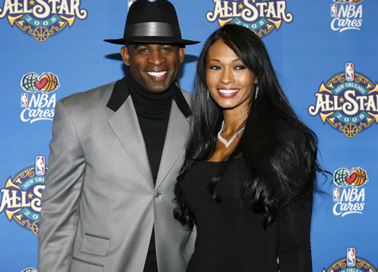 Deion Sanders is Getting a Divorce