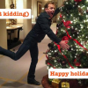 Kiefer Sutherland - Christmas Card 2011