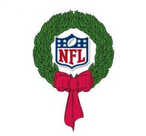 Christmas - NFL Logo
