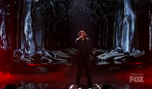 'X Factor' FINALE Dec 21 Josh Krajcik Performs 'Uninvited' With Alanis Morissette VIDEO
