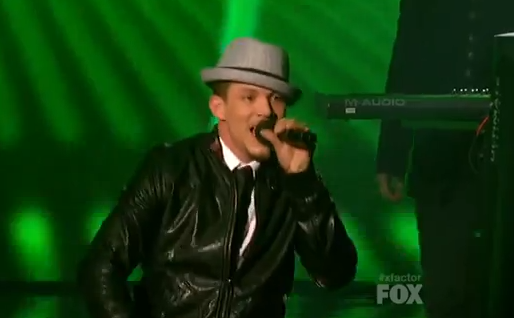 'X Factor' FINALE Dec 21 Chris Rene Performs 'Complicated' With Avril Lavigne VIDEO