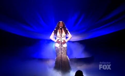 Melanie Amaro - Top 3 - Beyonce