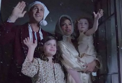 Drunk History Christmas - Eva Mendes and Ryan Gosling - Funny or Die