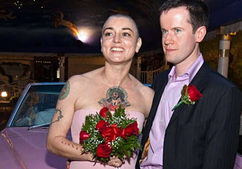 Sinead O'Connor TMI Overload: Not Getting a Divorce Now