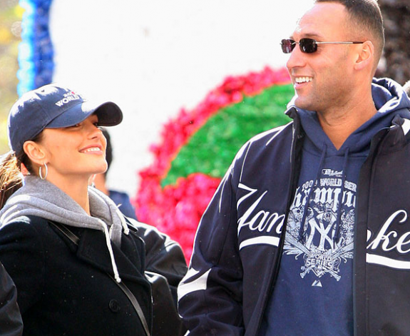 Minka Kelly and Derek Jeter Are Back On