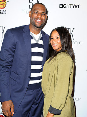 LeBron James is Getting Married!