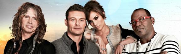 American Idol Season 11 - Judges and Host Shot
