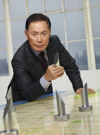 Celebrity Apprentice Season 5 Cast Photos -  George Takei