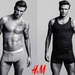 Pics: David Beckham ROCKS New H&M Line