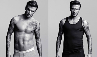 David Beckham Denies Using A H&M Body Double For His Butt Scenes In The Commercial