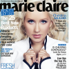 Christina Aguilera - Marie Claire 2012 - Cover